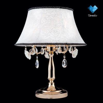 Светильник настольный Евросвет 3145/3T золотоКлассические<br><br><br>S освещ. до, м2: 12<br>Тип товара: светильник настольный лампа<br>Тип лампы: накал-я - энергосбер-я<br>Тип цоколя: E14<br>Количество ламп: 3<br>MAX мощность ламп, Вт: 60<br>Диаметр, мм мм: 400<br>Высота, мм: 500<br>Цвет арматуры: золото