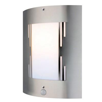 Светильник Globo 3156-3S OrLandoуличные настенные светильники<br>Обеспечение качественного уличного освещения – важная задача для владельцев коттеджей. Компания «Светодом» предлагает современные светильники, которые порадуют Вас отличным исполнением. В нашем каталоге представлена продукция известных производителей, пользующихся популярностью благодаря высокому качеству выпускаемых товаров.   Уличный светильник Globo 3156-3S не просто обеспечит качественное освещение, но и станет украшением Вашего участка. Модель выполнена из современных материалов и имеет влагозащитный корпус, благодаря которому ей не страшны осадки.   Купить уличный светильник Globo 3156-3S, представленный в нашем каталоге, можно с помощью онлайн-формы для заказа. Чтобы задать имеющиеся вопросы, звоните нам по указанным телефонам.<br><br>Тип лампы: накал-я - энергосбер-я<br>Тип цоколя: E27<br>Цвет арматуры: серебристый<br>Количество ламп: 1<br>Ширина, мм: 92<br>Длина, мм: 230<br>Высота, мм: 300<br>MAX мощность ламп, Вт: 60