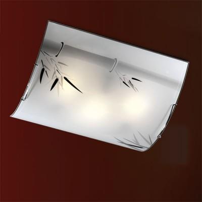 Светильник Сонекс 3160 хром LibraКвадратные<br>Настенно потолочный светильник Сонекс (Sonex) 3160 подходит как для установки в вертикальном положении - на стены, так и для установки в горизонтальном - на потолок. Для установки настенно потолочных светильников на натяжной потолок необходимо использовать светодиодные лампы LED, которые экономнее ламп Ильича (накаливания) в 10 раз, выделяют мало тепла и не дадут расплавиться Вашему потолку.<br><br>S освещ. до, м2: 20<br>Тип лампы: накаливания / энергосбережения / LED-светодиодная<br>Тип цоколя: E27<br>Цвет арматуры: серебристый<br>Количество ламп: 3<br>Ширина, мм: 380<br>Высота, мм: 320<br>MAX мощность ламп, Вт: 100