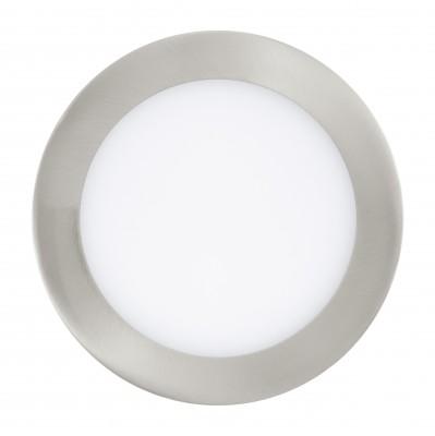 Eglo FUEVA 1 31671 Встраиваемые и накладные светильникиКруглые<br>Встраиваемые светильники – популярное осветительное оборудование, которое можно использовать в качестве основного источника или в дополнение к люстре. Они позволяют создать нужную атмосферу атмосферу и привнести в интерьер уют и комфорт.   Интернет-магазин «Светодом» предлагает стильный встраиваемый светильник Eglo 31671. Данная модель достаточно универсальна, поэтому подойдет практически под любой интерьер. Перед покупкой не забудьте ознакомиться с техническими параметрами, чтобы узнать тип цоколя, площадь освещения и другие важные характеристики.   Приобрести встраиваемый светильник Eglo 31671 в нашем онлайн-магазине Вы можете либо с помощью «Корзины», либо по контактным номерам.<br><br>Цветовая t, К: 3000 (теплый белый)<br>Тип цоколя: LED<br>Цвет арматуры: серебристый<br>Диаметр, мм мм: 170<br>Размеры основания, мм: 0<br>Диаметр врезного отверстия, мм: 25<br>MAX мощность ламп, Вт: 29<br>Общая мощность, Вт: 10,95W