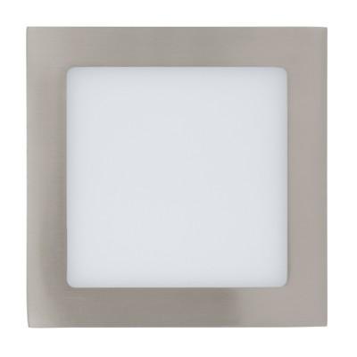 Eglo 31674 СветильникКвадратные<br>Настенно-потолочные светильники – это универсальные осветительные варианты, которые подходят для вертикального и горизонтального монтажа. В интернет-магазине «Светодом» Вы можете приобрести подобные модели по выгодной стоимости. В нашем каталоге представлены как бюджетные варианты, так и эксклюзивные изделия от производителей, которые уже давно заслужили доверие дизайнеров и простых покупателей.  Настенно-потолочный светильник Eglo 31674 станет прекрасным дополнением к основному освещению. Благодаря качественному исполнению и применению современных технологий при производстве эта модель будет радовать Вас своим привлекательным внешним видом долгое время. Приобрести настенно-потолочный светильник Eglo 31674 можно, находясь в любой точке России.<br><br>S освещ. до, м2: 4<br>Тип лампы: LED - светодиодная<br>Тип цоколя: LED<br>Количество ламп: 1<br>MAX мощность ламп, Вт: 11