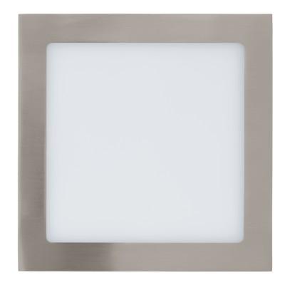 Eglo 31678 СветильникКвадратные LED<br>Встраиваемые светильники – популярное осветительное оборудование, которое можно использовать в качестве основного источника или в дополнение к люстре. Они позволяют создать нужную атмосферу атмосферу и привнести в интерьер уют и комфорт.   Интернет-магазин «Светодом» предлагает стильный встраиваемый светильник Eglo 31678. Данная модель достаточно универсальна, поэтому подойдет практически под любой интерьер. Перед покупкой не забудьте ознакомиться с техническими параметрами, чтобы узнать тип цоколя, площадь освещения и другие важные характеристики.   Приобрести встраиваемый светильник Eglo 31678 в нашем онлайн-магазине Вы можете либо с помощью «Корзины», либо по контактным номерам. Мы развозим заказы по Москве, Екатеринбургу и остальным российским городам.<br><br>Тип лампы: LED - светодиодная<br>Ширина, мм: 225<br>Диаметр врезного отверстия, мм: 205 x 205<br>Длина, мм: 225<br>Высота, мм: 30