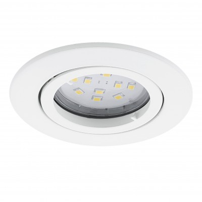 Eglo TEDO 31682 Встраиваемые и накладные светильникиКруглые LED<br>Встраиваемые светильники – популярное осветительное оборудование, которое можно использовать в качестве основного источника или в дополнение к люстре. Они позволяют создать нужную атмосферу атмосферу и привнести в интерьер уют и комфорт.   Интернет-магазин «Светодом» предлагает стильный встраиваемый светильник Eglo 31682. Данная модель достаточно универсальна, поэтому подойдет практически под любой интерьер. Перед покупкой не забудьте ознакомиться с техническими параметрами, чтобы узнать тип цоколя, площадь освещения и другие важные характеристики.   Приобрести встраиваемый светильник Eglo 31682 в нашем онлайн-магазине Вы можете либо с помощью «Корзины», либо по контактным номерам. Мы развозим заказы по Москве, Екатеринбургу и остальным российским городам.<br><br>Тип цоколя: GU10<br>Цвет арматуры: белый<br>Диаметр, мм мм: 80<br>Размеры основания, мм: 0<br>Диаметр врезного отверстия, мм: 110<br>MAX мощность ламп, Вт: 2<br>Общая мощность, Вт: 1X5W