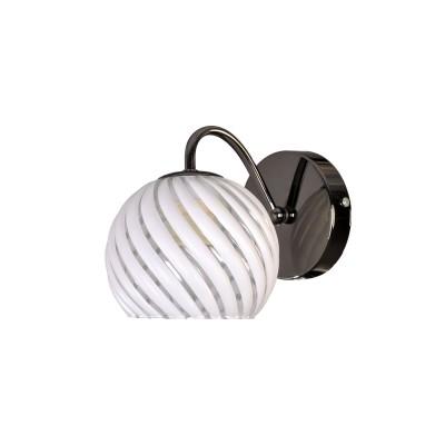 Omnilux OML-31701-01 Светильниксовременные бра модерн<br>В интернет-магазине «Светодом» представлен широкий выбор настенных бра по привлекательной цене. Это качественные товары от популярных мировых производителей. Благодаря большому ассортименту Вы обязательно подберете под свой интерьер наиболее подходящий вариант.  Оригинальное настенное бра Omnilux OML-31701-01 можно использовать для освещения не только гостиной, но и прихожей или спальни. Модель выполнена из современных материалов, поэтому прослужит на протяжении долгого времени. Обратите внимание на технические характеристики, чтобы сделать правильный выбор.  Чтобы купить настенное бра Omnilux OML-31701-01 в нашем интернет-магазине, воспользуйтесь «Корзиной» или позвоните менеджерам компании «Светодом» по указанным на сайте номерам. Мы доставляем заказы по Москве, Екатеринбургу и другим российским городам.<br><br>Тип цоколя: E27<br>Цвет арматуры: серебристый<br>Количество ламп: 1<br>MAX мощность ламп, Вт: 60