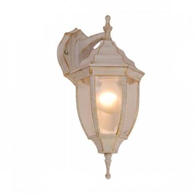 Светильник уличный бра Globo 31721 Nyx IНастенные<br><br><br>S освещ. до, м2: 3 - 4<br>Тип товара: Светильник уличный<br>Скидка, %: 35<br>Тип лампы: накаливания / энергосбережения / LED-светодиодная<br>Тип цоколя: E27<br>Количество ламп: 1<br>Ширина, мм: 200<br>MAX мощность ламп, Вт: 60<br>Длина, мм: 140<br>Расстояние от стены, мм: 250<br>Высота, мм: 350<br>Цвет арматуры: бежевый