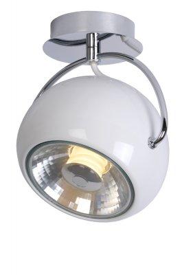 спот Lucide 31942/21/31 COMETАрхив<br>Светильники-споты – это оригинальные изделия с современным дизайном. Они позволяют не ограничивать свою фантазию при выборе освещения для интерьера. Такие модели обеспечивают достаточно качественный свет. Благодаря компактным размерам Вы можете использовать несколько спотов для одного помещения.  Интернет-магазин «Светодом» предлагает необычный светильник-спот Lucide 31942/21/31 по привлекательной цене. Эта модель станет отличным дополнением к люстре, выполненной в том же стиле. Перед оформлением заказа изучите характеристики изделия.  Купить светильник-спот Lucide 31942/21/31 в нашем онлайн-магазине Вы можете либо с помощью формы на сайте, либо по указанным выше телефонам. Обратите внимание, что мы предлагаем доставку не только по Москве и Екатеринбургу, но и всем остальным российским городам.<br><br>Тип лампы: галогенная / LED-светодиодная<br>Тип цоколя: GU10<br>Цвет арматуры: белый<br>Количество ламп: 1<br>Диаметр, мм мм: 147<br>Высота, мм: 170<br>MAX мощность ламп, Вт: 11