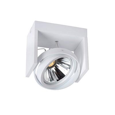 Светильник Lucide 31988/10/31Архив<br>Светильники-споты – это оригинальные изделия с современным дизайном. Они позволяют не ограничивать свою фантазию при выборе освещения для интерьера. Такие модели обеспечивают достаточно качественный свет. Благодаря компактным размерам Вы можете использовать несколько спотов для одного помещения.  Интернет-магазин «Светодом» предлагает необычный светильник-спот Lucide 31988/10/31 по привлекательной цене. Эта модель станет отличным дополнением к люстре, выполненной в том же стиле. Перед оформлением заказа изучите характеристики изделия.  Купить светильник-спот Lucide 31988/10/31 в нашем онлайн-магазине Вы можете либо с помощью формы на сайте, либо по указанным выше телефонам. Обратите внимание, что мы предлагаем доставку не только по Москве и Екатеринбургу, но и всем остальным российским городам.<br><br>Тип лампы: галогенная / LED-светодиодная<br>Тип цоколя: DR111 (AR111, QR111)<br>Цвет арматуры: белый<br>Количество ламп: 1<br>Ширина, мм: 162<br>Длина, мм: 162<br>Высота, мм: 147<br>MAX мощность ламп, Вт: 11