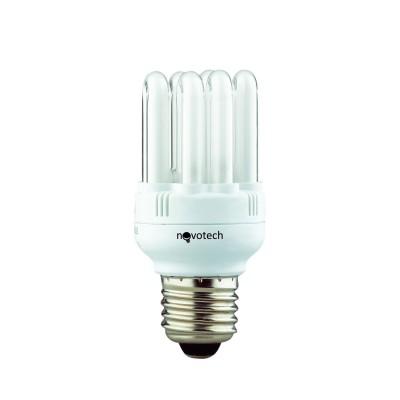 Novotech 321005 Лампа энергосберегающаяСпираль 4U<br>В интернет-магазине «Светодом» можно купить не только люстры и светильники, но и лампочки. В нашем каталоге представлены светодиодные, галогенные, энергосберегающие модели и лампы накаливания. В ассортименте имеются изделия разной мощности, поэтому у нас Вы сможете приобрести все необходимое для освещения.   Лампа Novotech 321005 обеспечит отличное качество освещения. При покупке ознакомьтесь с параметрами в разделе «Характеристики», чтобы не ошибиться в выборе. Там же указано, для каких осветительных приборов Вы можете использовать лампу Novotech 321005Novotech 321005.   Для оформления покупки воспользуйтесь «Корзиной». При наличии вопросов Вы можете позвонить нашим менеджерам по одному из контактных номеров. Мы доставляем заказы в Москву, Екатеринбург и другие города России.<br><br>Цветовая t, К: CW - холодный белый 4000 К<br>Тип лампы: Энергосберегающая<br>Тип цоколя: E27<br>MAX мощность ламп, Вт: 15<br>Диаметр, мм мм: 100<br>Длина, мм: 42