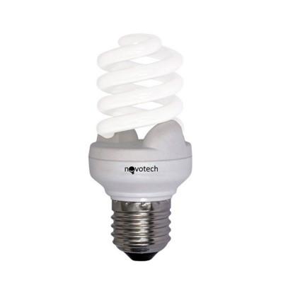 Novotech 321013 Лампа энергосберегающаяСпиральные<br>В интернет-магазине «Светодом» можно купить не только люстры и светильники, но и лампочки. В нашем каталоге представлены светодиодные, галогенные, энергосберегающие модели и лампы накаливания. В ассортименте имеются изделия разной мощности, поэтому у нас Вы сможете приобрести все необходимое для освещения.   Лампа Novotech 321013 обеспечит отличное качество освещения. При покупке ознакомьтесь с параметрами в разделе «Характеристики», чтобы не ошибиться в выборе. Там же указано, для каких осветительных приборов Вы можете использовать лампу Novotech 321013Novotech 321013.   Для оформления покупки воспользуйтесь «Корзиной». При наличии вопросов Вы можете позвонить нашим менеджерам по одному из контактных номеров. Мы доставляем заказы в Москву, Екатеринбург и другие города России.<br><br>Цветовая t, К: CW - холодный белый 4000 К<br>Тип лампы: Энергосберегающая<br>Тип цоколя: E27<br>MAX мощность ламп, Вт: 13<br>Диаметр, мм мм: 45<br>Длина, мм: 93
