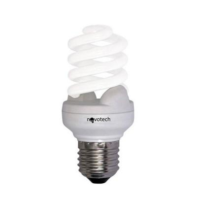 Novotech 321021 Лампа энергосберегающаяСпиральные<br>В интернет-магазине «Светодом» можно купить не только люстры и светильники, но и лампочки. В нашем каталоге представлены светодиодные, галогенные, энергосберегающие модели и лампы накаливания. В ассортименте имеются изделия разной мощности, поэтому у нас Вы сможете приобрести все необходимое для освещения.   Лампа Novotech 321021 обеспечит отличное качество освещения. При покупке ознакомьтесь с параметрами в разделе «Характеристики», чтобы не ошибиться в выборе. Там же указано, для каких осветительных приборов Вы можете использовать лампу Novotech 321021Novotech 321021.   Для оформления покупки воспользуйтесь «Корзиной». При наличии вопросов Вы можете позвонить нашим менеджерам по одному из контактных номеров. Мы доставляем заказы в Москву, Екатеринбург и другие города России.<br><br>Цветовая t, К: CW - холодный белый 4000 К<br>Тип лампы: Энергосберегающая<br>Тип цоколя: E27<br>MAX мощность ламп, Вт: 23<br>Диаметр, мм мм: 45<br>Длина, мм: 103