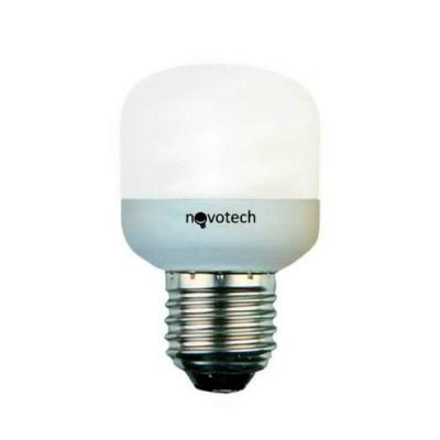 Novotech 321028 Лампа энергосберегающаяВ виде шарика<br>В интернет-магазине «Светодом» можно купить не только люстры и светильники, но и лампочки. В нашем каталоге представлены светодиодные, галогенные, энергосберегающие модели и лампы накаливания. В ассортименте имеются изделия разной мощности, поэтому у нас Вы сможете приобрести все необходимое для освещения.   Лампа Novotech 321028 обеспечит отличное качество освещения. При покупке ознакомьтесь с параметрами в разделе «Характеристики», чтобы не ошибиться в выборе. Там же указано, для каких осветительных приборов Вы можете использовать лампу Novotech 321028Novotech 321028.   Для оформления покупки воспользуйтесь «Корзиной». При наличии вопросов Вы можете позвонить нашим менеджерам по одному из контактных номеров. Мы доставляем заказы в Москву, Екатеринбург и другие города России.<br><br>Цветовая t, К: WW - теплый белый 2700-3000 К<br>Тип лампы: Энергосберегающая<br>Тип цоколя: E14<br>MAX мощность ламп, Вт: 9<br>Диаметр, мм мм: 46<br>Длина, мм: 48