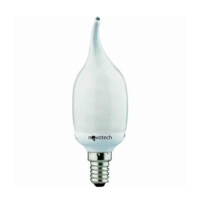 Novotech 321046 Лампа энергосберегающаяВ виде шарика<br>В интернет-магазине «Светодом» можно купить не только люстры и светильники, но и лампочки. В нашем каталоге представлены светодиодные, галогенные, энергосберегающие модели и лампы накаливания. В ассортименте имеются изделия разной мощности, поэтому у нас Вы сможете приобрести все необходимое для освещения.   Лампа Novotech 321046 обеспечит отличное качество освещения. При покупке ознакомьтесь с параметрами в разделе «Характеристики», чтобы не ошибиться в выборе. Там же указано, для каких осветительных приборов Вы можете использовать лампу Novotech 321046Novotech 321046.   Для оформления покупки воспользуйтесь «Корзиной». При наличии вопросов Вы можете позвонить нашим менеджерам по одному из контактных номеров. Мы доставляем заказы в Москву, Екатеринбург и другие города России.<br><br>Цветовая t, К: WW - теплый белый 2700-3000 К<br>Тип лампы: Энергосберегающая<br>Тип цоколя: E14<br>MAX мощность ламп, Вт: 11<br>Диаметр, мм мм: 38<br>Длина, мм: 127
