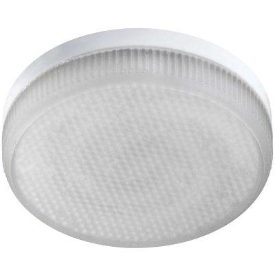 Novotech 321073 Энергосберегающая лампаТаблетки GX53, GX70<br>В интернет-магазине «Светодом» можно купить не только люстры и светильники, но и лампочки. В нашем каталоге представлены светодиодные, галогенные, энергосберегающие модели и лампы накаливания. В ассортименте имеются изделия разной мощности, поэтому у нас Вы сможете приобрести все необходимое для освещения.   Лампа Novotech 321073 обеспечит отличное качество освещения. При покупке ознакомьтесь с параметрами в разделе «Характеристики», чтобы не ошибиться в выборе. Там же указано, для каких осветительных приборов Вы можете использовать лампу Novotech 321073Novotech 321073.   Для оформления покупки воспользуйтесь «Корзиной». При наличии вопросов Вы можете позвонить нашим менеджерам по одному из контактных номеров. Мы доставляем заказы в Москву, Екатеринбург и другие города России.<br><br>Цветовая t, К: 4 100<br>Тип лампы: энергосбережения<br>Тип цоколя: GX53<br>MAX мощность ламп, Вт: 13<br>Диаметр, мм мм: 75<br>Высота, мм: 28