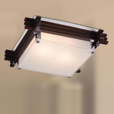 Светильник Сонекс 3241V Trial Vengue венге/хромКвадратные<br><br><br>S освещ. до, м2: 12<br>Тип товара: Светильник настенно-потолочный<br>Тип лампы: накаливания / энергосбережения / LED-светодиодная<br>Тип цоколя: E27<br>Количество ламп: 3<br>Ширина, мм: 510<br>MAX мощность ламп, Вт: 60<br>Длина, мм: 510<br>Расстояние от стены, мм: 100<br>Цвет арматуры: серебристый