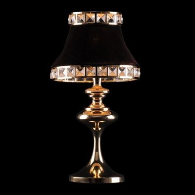 Светильник настольный Евросвет 3271/1T золото/коричневый