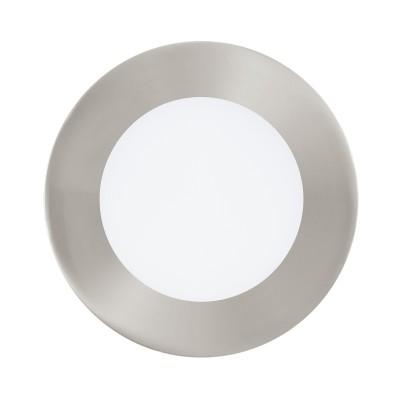 32753 Eglo - Светодиодная ультратонкая встраиваемая панель FUEVA-C системы EGLO connectКруглые<br><br><br>Тип лампы: LED - светодиодная<br>Тип цоколя: LED<br>MAX мощность ламп, Вт: 5.5<br>Диаметр, мм мм: 120<br>Глубина, мм: 30<br>Диаметр врезного отверстия, мм: 108