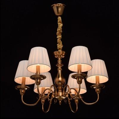 Mw light 328010506 СветильникПодвесные<br><br><br>Установка на натяжной потолок: Да<br>S освещ. до, м2: 18<br>Тип лампы: Накаливания / энергосбережения / светодиодная<br>Тип цоколя: E14<br>Количество ламп: 6<br>Диаметр, мм мм: 650<br>Высота, мм: 580 - 830<br>MAX мощность ламп, Вт: 60