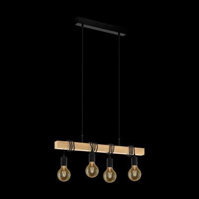 Подвесной светильник Eglo 32916 TOWNSHENDдлинные подвесные светильники<br>Компания «Светодом» предлагает широкий ассортимент люстр от известных производителей. Представленные в нашем каталоге товары выполнены из современных материалов и обладают отличным качеством. Благодаря широкому ассортименту Вы сможете найти у нас люстру под любой интерьер. Мы предлагаем как классические варианты, так и современные модели, отличающиеся лаконичностью и простотой форм.