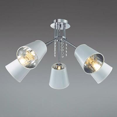 Светильник Lumion 3314/5CПотолочные<br><br><br>S освещ. до, м2: 10<br>Крепление: Потолочное<br>Тип лампы: Накаливания / энергосбережения / светодиодная<br>Тип цоколя: E14<br>Количество ламп: 5<br>MAX мощность ламп, Вт: 40<br>Диаметр, мм мм: 680<br>Высота, мм: 335