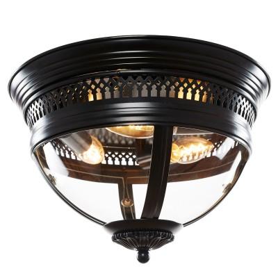 Ретро светильник Loft it 3319-BLпотолочные люстры лофт<br><br><br>Установка на натяжной потолок: Ограничено<br>S освещ. до, м2: 6<br>Тип лампы: Накаливания / энергосбережения / светодиодная<br>Тип цоколя: E14<br>Количество ламп: 3<br>Диаметр, мм мм: 330<br>Высота, мм: 190<br>MAX мощность ламп, Вт: 40