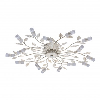 334012815 Mw light СветильникПотолочные<br><br><br>Установка на натяжной потолок: Да<br>S освещ. до, м2: 17<br>Тип лампы: LED<br>Диаметр, мм мм: 800<br>Высота, мм: 110