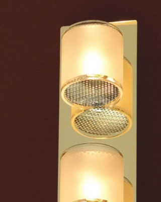 Светильник настенный бра Lussole LSQ-3411-02 CAPPELLOсовременные бра модерн<br>Настенно-потолочные светильники подходят как для установки на стены, так и для установки на потолок. Для установки настенно-потолочные светильники на натяжные потолки необходимо