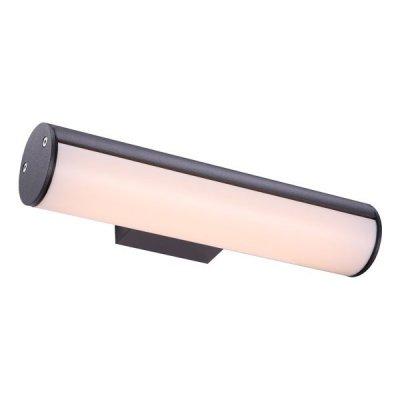 Светильник Globo 34185W OskariНастенные<br>Обеспечение качественного уличного освещения – важная задача для владельцев коттеджей. Компания «Светодом» предлагает современные светильники, которые порадуют Вас отличным исполнением. В нашем каталоге представлена продукция известных производителей, пользующихся популярностью благодаря высокому качеству выпускаемых товаров.   Уличный светильник Globo 34185W не просто обеспечит качественное освещение, но и станет украшением Вашего участка. Модель выполнена из современных материалов и имеет влагозащитный корпус, благодаря которому ей не страшны осадки.   Купить уличный светильник Globo 34185W, представленный в нашем каталоге, можно с помощью онлайн-формы для заказа. Чтобы задать имеющиеся вопросы, звоните нам по указанным телефонам.<br><br>Тип лампы: галогенная / LED-светодиодная<br>Тип цоколя: LED<br>Количество ламп: 1<br>Ширина, мм: 110<br>MAX мощность ламп, Вт: 7,5<br>Длина, мм: 300<br>Высота, мм: 67<br>Цвет арматуры: серый