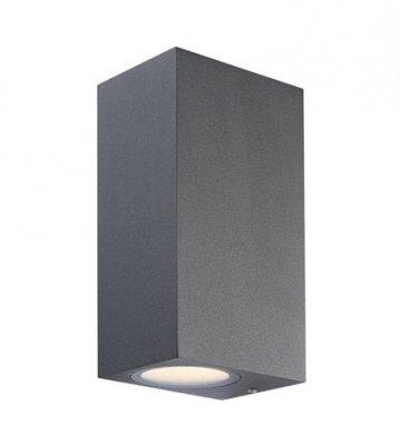 Светильник Globo 34264-2 SkathiОдиночные<br>Светильники-споты – это оригинальные изделия с современным дизайном. Они позволяют не ограничивать свою фантазию при выборе освещения для интерьера. Такие модели обеспечивают достаточно качественный свет. Благодаря компактным размерам Вы можете использовать несколько спотов для одного помещения.  Интернет-магазин «Светодом» предлагает необычный светильник-спот Globo 34264-2 по привлекательной цене. Эта модель станет отличным дополнением к люстре, выполненной в том же стиле. Перед оформлением заказа изучите характеристики изделия.  Купить светильник-спот Globo 34264-2 в нашем онлайн-магазине Вы можете либо с помощью формы на сайте, либо по указанным выше телефонам. Обратите внимание, что у нас склады не только в Москве и Екатеринбурге, но и других городах России.<br><br>S освещ. до, м2: 5<br>Тип лампы: LED - светодиодная<br>Тип цоколя: LED<br>Цвет арматуры: серый<br>Количество ламп: 2<br>Ширина, мм: 85<br>Длина, мм: 65<br>Высота, мм: 145<br>MAX мощность ламп, Вт: 6