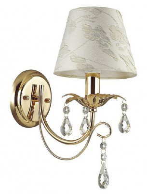 Купить Odeon light PLESANSA 3431/1W Светильник настенный бра, Китай, Арматура, декор