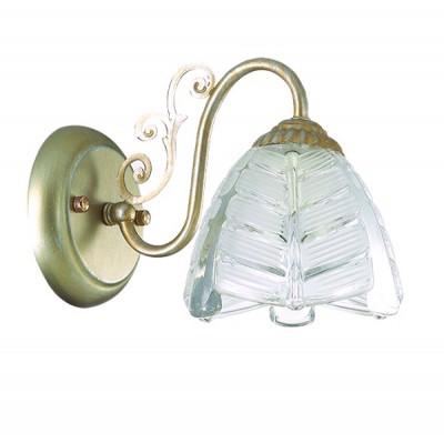 Светильник Lumion 3460/1WФлористика<br><br><br>Крепление: Настенное<br>Тип лампы: Накаливания / энергосбережения / светодиодная<br>Тип цоколя: E14<br>Количество ламп: 1<br>Ширина, мм: 140<br>MAX мощность ламп, Вт: 40<br>Расстояние от стены, мм: 240<br>Высота, мм: 160