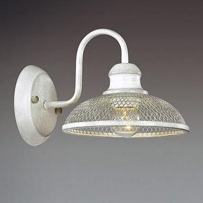 Светильник Lumion 3473/1WРустика<br>Стильная коллекция с нотками стиля кантри станет украшением  интерьера и сделает ваш дом еще уютнее. В плафонх испольется металлическая сетка, которая создаст эффектное светоотражение.<br><br>Крепление: Настенное<br>Тип лампы: Накаливания / энергосбережения / светодиодная<br>Тип цоколя: E27<br>Количество ламп: 1<br>Ширина, мм: 180<br>MAX мощность ламп, Вт: 60<br>Расстояние от стены, мм: 240<br>Высота, мм: 170