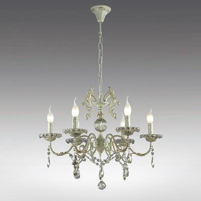 Odeon light LAMMERT 3476/6 ЛюстраПодвесные<br><br><br>S освещ. до, м2: 12<br>Тип лампы: Накаливания / энергосбережения / светодиодная<br>Тип цоколя: E14<br>Количество ламп: 6<br>MAX мощность ламп, Вт: 40<br>Диаметр, мм мм: 630<br>Высота, мм: 965