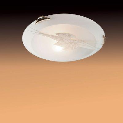 Светильник Сонекс 348 золото ListКруглые<br>Настенно потолочный светильник Сонекс (Sonex) 348 подходит как для установки в вертикальном положении - на стены, так и для установки в горизонтальном - на потолок. Для установки настенно потолочных светильников на натяжной потолок необходимо использовать светодиодные лампы LED, которые экономнее ламп Ильича (накаливания) в 10 раз, выделяют мало тепла и не дадут расплавиться Вашему потолку.<br><br>S освещ. до, м2: 20<br>Тип лампы: накаливания / энергосбережения / LED-светодиодная<br>Тип цоколя: E27<br>Количество ламп: 3<br>MAX мощность ламп, Вт: 100<br>Диаметр, мм мм: 500<br>Цвет арматуры: золотой