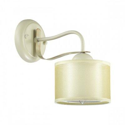 Светильник Lumion 3488/1WОжидается<br>Элегантная серия Lilivant органично сочетает в себе качественные материалы, красивый цвет и лаконичную форму. Белый цвет арматуры дополняют двойные абажуры, выполненные из плотной ткани с молочным оттенком внутри, и легкой прозрачной ткани со светлым оттенком снаружи<br><br>Тип цоколя: E14<br>Количество ламп: 1<br>MAX мощность ламп, Вт: 40<br>Оттенок (цвет): белый