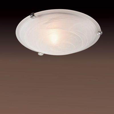 Сонекс DUNA 253 хром настенно-потолочный светильникКруглые<br>Настенно потолочный светильник Сонекс (Sonex) 253 подходит как для установки в вертикальном положении - на стены, так и для установки в горизонтальном - на потолок. Для установки настенно потолочных светильников на натяжной потолок необходимо использовать светодиодные лампы LED, которые экономнее ламп Ильича (накаливания) в 10 раз, выделяют мало тепла и не дадут расплавиться Вашему потолку.<br><br>S освещ. до, м2: 13<br>Тип лампы: накаливания / энергосбережения / LED-светодиодная<br>Тип цоколя: E27<br>Количество ламп: 2<br>MAX мощность ламп, Вт: 100<br>Диаметр, мм мм: 400<br>Цвет арматуры: серебристый