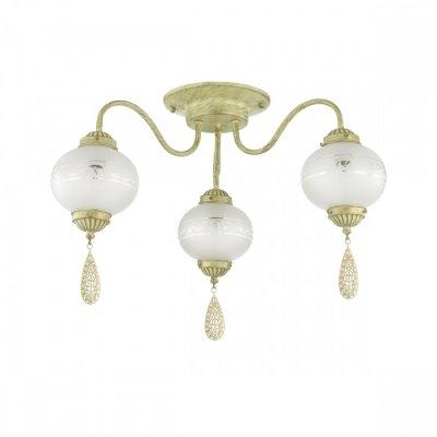 Светильник Lumion 3531/3CОжидается<br>Изысканная и слегка экзотичная серия Tamika выполнена в цвете бронза и украшена красивыми круглыми матовыми плафонами. Шарма и экзотичности светильнику придают изящные узоры на стекле, а также декоративные ажурные подвески<br><br>Тип цоколя: E14<br>Количество ламп: 3<br>MAX мощность ламп, Вт: 40<br>Оттенок (цвет): слоновая кость с золот.патиной
