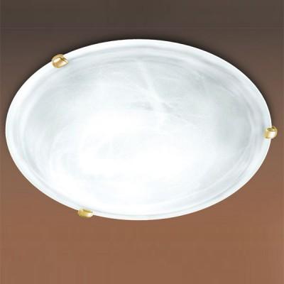 Светильник Сонекс 353 золото DunaКруглые<br>Настенно потолочный светильник Сонекс (Sonex) 353 подходит как для установки в вертикальном положении - на стены, так и для установки в горизонтальном - на потолок. Для установки настенно потолочных светильников на натяжной потолок необходимо использовать светодиодные лампы LED, которые экономнее ламп Ильича (накаливания) в 10 раз, выделяют мало тепла и не дадут расплавиться Вашему потолку.<br><br>S освещ. до, м2: 20<br>Тип лампы: накаливания / энергосбережения / LED-светодиодная<br>Тип цоколя: E27<br>Количество ламп: 3<br>MAX мощность ламп, Вт: 100<br>Диаметр, мм мм: 500<br>Цвет арматуры: золотой