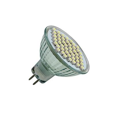 Novotech 357004 ЛампочкаЗеркальные MR16 - 5.3<br>В интернет-магазине «Светодом» можно купить не только люстры и светильники, но и лампочки. В нашем каталоге представлены светодиодные, галогенные, энергосберегающие модели и лампы накаливания. В ассортименте имеются изделия разной мощности, поэтому у нас Вы сможете приобрести все необходимое для освещения.   Лампа Novotech 357004 обеспечит отличное качество освещения. При покупке ознакомьтесь с параметрами в разделе «Характеристики», чтобы не ошибиться в выборе. Там же указано, для каких осветительных приборов Вы можете использовать лампу Novotech 357004Novotech 357004.   Для оформления покупки воспользуйтесь «Корзиной». При наличии вопросов Вы можете позвонить нашим менеджерам по одному из контактных номеров. Мы доставляем заказы в Москву, Екатеринбург и другие города России.<br><br>Цветовая t, К: белый<br>Тип цоколя: GX5.3 (GU5.3)<br>MAX мощность ламп, Вт: 2.8W