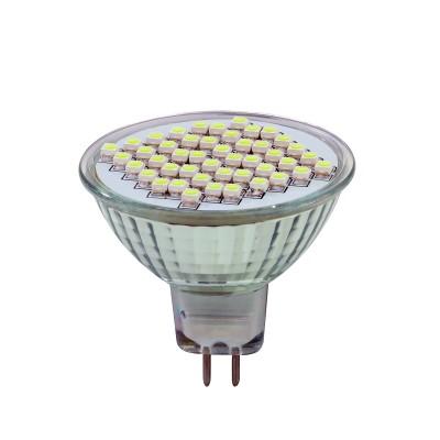 Novotech 357006 Лампа светодиоднаяЗеркальные MR16 - 5.3<br><br><br>Цветовая t, К: WW - теплый белый 2700-3000 К<br>Тип лампы: LED - светодиодная<br>Тип цоколя: GX5.3 (GU5.3)<br>MAX мощность ламп, Вт: 2,8<br>Диаметр, мм мм: 50<br>Длина, мм: 45