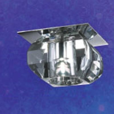 Светильник Novotech 357010 хром Crystal-LedКвадратные LED<br><br><br>S освещ. до, м2: 3<br>Тип товара: Встраиваемый светильник<br>Тип лампы: LED-светодиодная<br>Тип цоколя: 1LED<br>Ширина, мм: 60<br>MAX мощность ламп, Вт: 1<br>Диаметр врезного отверстия, мм: 50<br>Длина, мм: 60<br>Высота, мм: 57<br>Оттенок (цвет): прозрачный<br>Цвет арматуры: серебристый
