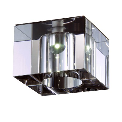 Novotech CUBIC-LED 357013 Встраиваемый светильникКвадратные LED<br>Встраиваемые светильники – популярное осветительное оборудование, которое можно использовать в качестве основного источника или в дополнение к люстре. Они позволяют создать нужную атмосферу атмосферу и привнести в интерьер уют и комфорт. <br> Интернет-магазин «Светодом» предлагает стильный встраиваемый светильник Novotech 357013. Данная модель достаточно универсальна, поэтому подойдет практически под любой интерьер. Перед покупкой не забудьте ознакомиться с техническими параметрами, чтобы узнать тип цоколя, площадь освещения и другие важные характеристики. <br> Приобрести встраиваемый светильник Novotech 357013 в нашем онлайн-магазине Вы можете либо с помощью «Корзины», либо по контактным номерам. Мы развозим заказы по Москве, Екатеринбургу и остальным российским городам.<br><br>S освещ. до, м2: 3<br>Тип лампы: LED-светодиодная<br>Тип цоколя: 1LED<br>Ширина, мм: 70<br>MAX мощность ламп, Вт: 1<br>Диаметр врезного отверстия, мм: 50<br>Длина, мм: 70<br>Высота, мм: 75<br>Оттенок (цвет): прозрачный<br>Цвет арматуры: серебристый