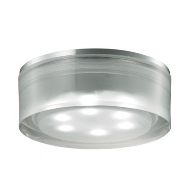 Novotech EASE 357050 Встраиваемый светильникКруглые LED<br><br><br>S освещ. до, м2: 3<br>Тип товара: Встраиваемый светильник<br>Цветовая t, К: 6500<br>Тип лампы: LED-светодиодная<br>Тип цоколя: 1LED<br>Количество ламп: 1<br>MAX мощность ламп, Вт: 1<br>Диаметр, мм мм: 45<br>Диаметр врезного отверстия, мм: 40<br>Высота, мм: 47<br>Оттенок (цвет): белый<br>Цвет арматуры: серебристый