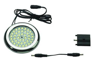 Светильник Novotech 357067Мебельные<br><br><br>Тип товара: Встраиваемый светильник<br>Тип лампы: LED<br>Количество ламп: 42 LED<br>MAX мощность ламп, Вт: 3<br>Диаметр, мм мм: 90