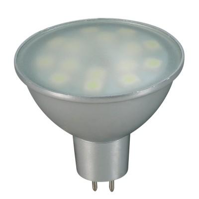 Novotech 357079 Лампа светодиоднаяЗеркальные MR16 - 5.3<br>В интернет-магазине «Светодом» можно купить не только люстры и светильники, но и лампочки. В нашем каталоге представлены светодиодные, галогенные, энергосберегающие модели и лампы накаливания. В ассортименте имеются изделия разной мощности, поэтому у нас Вы сможете приобрести все необходимое для освещения.   Лампа Novotech 357079 обеспечит отличное качество освещения. При покупке ознакомьтесь с параметрами в разделе «Характеристики», чтобы не ошибиться в выборе. Там же указано, для каких осветительных приборов Вы можете использовать лампу Novotech 357079Novotech 357079.   Для оформления покупки воспользуйтесь «Корзиной». При наличии вопросов Вы можете позвонить нашим менеджерам по одному из контактных номеров. Мы доставляем заказы в Москву, Екатеринбург и другие города России.<br><br>Цветовая t, К: CW - холодный белый 4000 К<br>Тип лампы: LED - светодиодная<br>Тип цоколя: GX5.3 (GU5.3)<br>MAX мощность ламп, Вт: 3,5<br>Диаметр, мм мм: 50<br>Высота, мм: 50