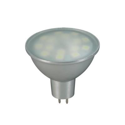 Novotech 357080 Лампа светодиоднаяЗеркальные MR16 - 5.3<br>В интернет-магазине «Светодом» можно купить не только люстры и светильники, но и лампочки. В нашем каталоге представлены светодиодные, галогенные, энергосберегающие модели и лампы накаливания. В ассортименте имеются изделия разной мощности, поэтому у нас Вы сможете приобрести все необходимое для освещения.   Лампа Novotech 357080 обеспечит отличное качество освещения. При покупке ознакомьтесь с параметрами в разделе «Характеристики», чтобы не ошибиться в выборе. Там же указано, для каких осветительных приборов Вы можете использовать лампу Novotech 357080Novotech 357080.   Для оформления покупки воспользуйтесь «Корзиной». При наличии вопросов Вы можете позвонить нашим менеджерам по одному из контактных номеров. Мы доставляем заказы в Москву, Екатеринбург и другие города России.<br><br>Цветовая t, К: WW - теплый белый 2700-3000 К<br>Тип лампы: LED - светодиодная<br>Тип цоколя: GX5.3 (GU5.3)<br>MAX мощность ламп, Вт: 3,5