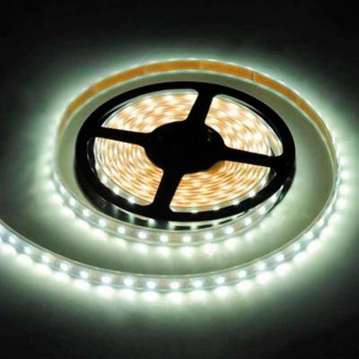 Novotech LED-STRIP 357112 Лента светодиоднаяИнтерьерная<br>Лента светодиодная модели Novotech 357112 из серии LED-STRIP отличается следующим качеством: Основной отличительной особенностью этих лент является возможность их работы от сети  220В. Допускается сборка линии длиной до 50 метров от одного источника питения. Герметичное влагозащищенное исполн<br><br>Цветовая t, К: WW - теплый белый 2700-3000 К<br>Тип лампы: LED - светодиодная<br>Ширина, мм: 10<br>Длина, мм: 5000<br>MAX мощность ламп, Вт: 14,4