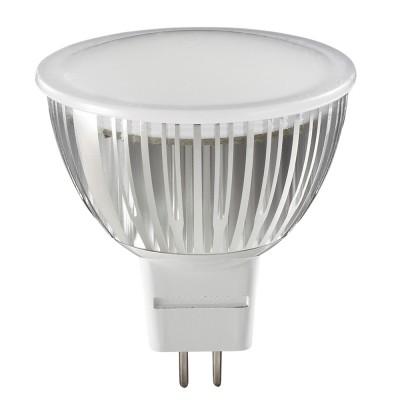 Novotech 357125 Лампа светодиоднаяЗеркальные MR16 - 5.3<br>В интернет-магазине «Светодом» можно купить не только люстры и светильники, но и лампочки. В нашем каталоге представлены светодиодные, галогенные, энергосберегающие модели и лампы накаливания. В ассортименте имеются изделия разной мощности, поэтому у нас Вы сможете приобрести все необходимое для освещения.   Лампа Novotech 357125 обеспечит отличное качество освещения. При покупке ознакомьтесь с параметрами в разделе «Характеристики», чтобы не ошибиться в выборе. Там же указано, для каких осветительных приборов Вы можете использовать лампу Novotech 357125Novotech 357125.   Для оформления покупки воспользуйтесь «Корзиной». При наличии вопросов Вы можете позвонить нашим менеджерам по одному из контактных номеров. Мы доставляем заказы в Москву, Екатеринбург и другие города России.<br><br>Цветовая t, К: CW - холодный белый 4000 К<br>Тип лампы: LED - светодиодная<br>Тип цоколя: GX5.3<br>MAX мощность ламп, Вт: 6<br>Диаметр, мм мм: 50<br>Длина, мм: 57