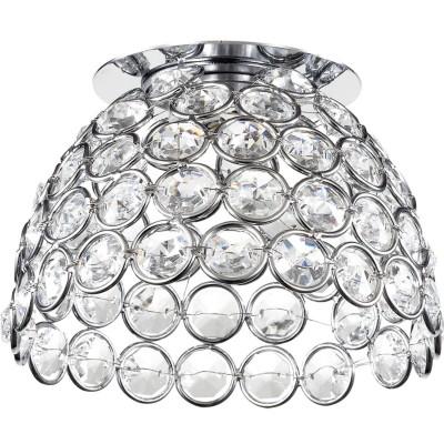 Novotech ELF-LED 357156 Встраиваемый светильникКруглые LED<br>Встраиваемые светильники – популярное осветительное оборудование, которое можно использовать в качестве основного источника или в дополнение к люстре. Они позволяют создать нужную атмосферу атмосферу и привнести в интерьер уют и комфорт.   Интернет-магазин «Светодом» предлагает стильный встраиваемый светильник Novotech 357156. Данная модель достаточно универсальна, поэтому подойдет практически под любой интерьер. Перед покупкой не забудьте ознакомиться с техническими параметрами, чтобы узнать тип цоколя, площадь освещения и другие важные характеристики.   Приобрести встраиваемый светильник Novotech 357156 в нашем онлайн-магазине Вы можете либо с помощью «Корзины», либо по контактным номерам. Мы развозим заказы по Москве, Екатеринбургу и остальным российским городам.<br><br>Установка на натяжной потолок: имеется<br>S освещ. до, м2: 3<br>Цветовая t, К: 4000<br>Тип лампы: светодиодная<br>Количество ламп: 1<br>MAX мощность ламп, Вт: 3<br>Диаметр, мм мм: 130<br>Диаметр врезного отверстия, мм: 60<br>Высота, мм: 110<br>Оттенок (цвет): серебристый<br>Цвет арматуры: серебристый хром