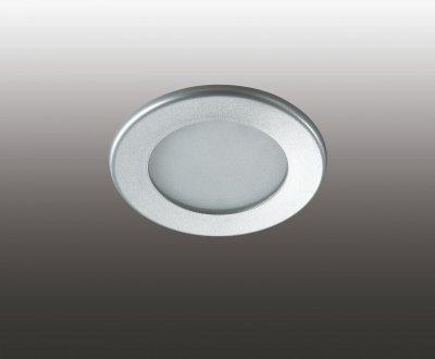 Novotech LUNA 357166 Встраиваемый светильникКруглые LED<br>Встраиваемый светодиодный светильник на базе светодиодных источнтков света модели Novotech 357166 из серии LUNA отличается следующим качеством: Корпус светильника произведен из алюминия. Это металл, основными  достоинствами которого являются — устойчивость к практически всем видам негативного воздействия окружающей среды, коррозии, небольшой вес, по сравнению с другими видами металла и   экологическая безопасность материала. Рассеиватель  сделан  из  матового пластика. Он отличается повышенной стойкостью к механическим повреждениям и защищенностью от факторов внешней среды.<br><br>Установка на натяжной потолок: имеется<br>Тип товара: Встраиваемый светильник<br>Цветовая t, К: 3000<br>Тип лампы: LED<br>Количество ламп: 1<br>MAX мощность ламп, Вт: 7<br>Диаметр, мм мм: 105<br>Диаметр врезного отверстия, мм: 80<br>Высота, мм: 10<br>Оттенок (цвет): серый<br>Цвет арматуры: серый