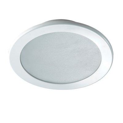 Novotech LUNA 357176 Встраиваемый светильникКруглые LED<br>Встраиваемый светодиодный светильник на базе светодиодных источнтков света модели Novotech 357176 из серии LUNA отличается следующим качеством: Корпус светильника произведен из алюминия. Это металл, основными  достоинствами которого являются — устойчивость к практически всем видам негативного воздействия окружающей среды, коррозии, небольшой вес, по сравнению с другими видами металла и   экологическая безопасность материала.  Рассеиватель  сделан  из  матового пластика. Он отличается повышенной стойкостью к механическим повреждениям и защищенностью от факторов внешней среды.<br><br>Цветовая t, К: 3000<br>Тип лампы: LED<br>MAX мощность ламп, Вт: 18<br>Диаметр, мм мм: 186<br>Диаметр врезного отверстия, мм: 155<br>Высота, мм: 10<br>Цвет арматуры: белый
